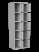 Камера хранения двойная Алюр Плюс 300/2х5