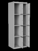 Камера хранения двойная Алюр Плюс 300/2х4