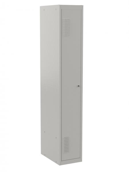 Шкаф одежный одинарный, размер 1800х300х500 закрытый