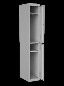 Шкаф одежный двойной, размер 1800х300х500