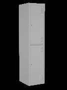 Шкаф одежный двойной 1800х400х500