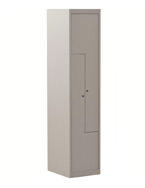 Шкаф одежный двойной L-образный